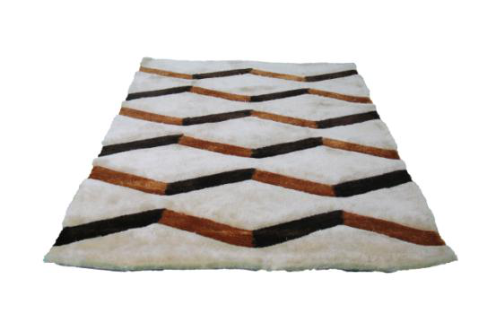 Soft Plush Area Rugs Living/Bed/Dining Room 5' x 8' With Design-AR13