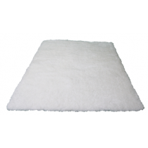 Soft Plush Area Rugs Living/Bed/Dining Room 5' x 8' Colors-White