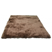 Soft Plush Area Rugs Living/Bed/Dining Room 5' x 8' Color Brown CAPT01