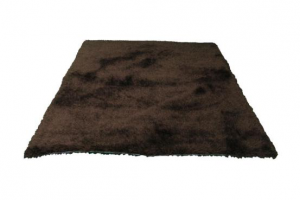 Soft Plush Area Rugs Living/Bed/Dining Room 5' x 8' CAPT03-Chocolate