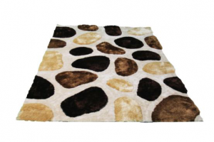 Soft Plush Area Rugs Living/Bed/Dining Room 5' x 8' With Design-AR12