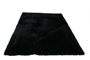 Soft Plush Area Rugs Living/Bed/Dining Room 5' x 8'  Colors-Black