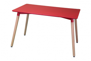 Leisure Dining /Counter Height Table With Wood Leg- LT501