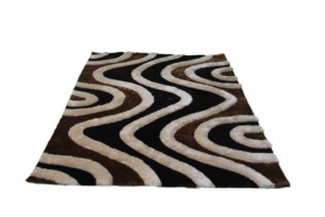 Soft Plush Area Rugs Living/Bed/Dining Room 5' x 8' With Design-AR09